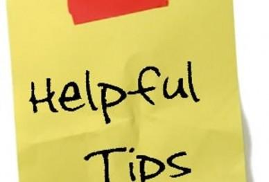 9 Health Tips