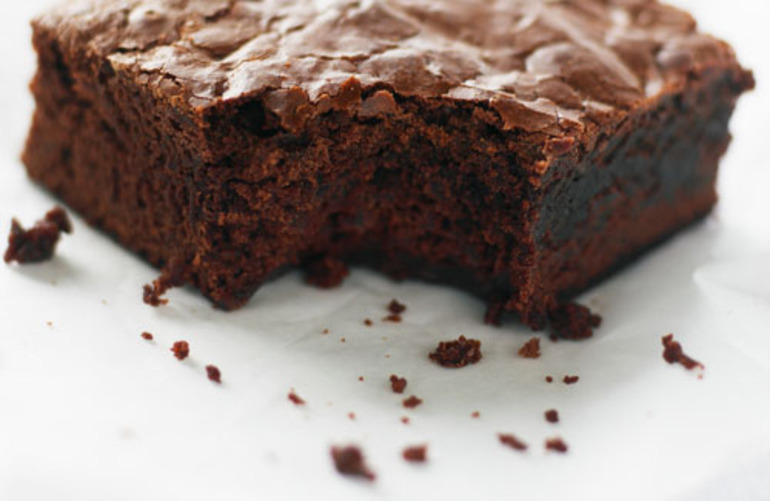 Blender brownies