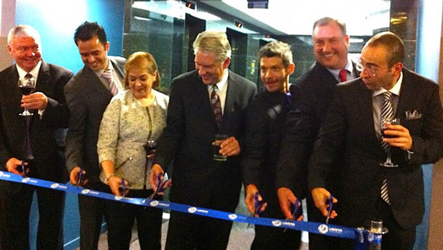 USANAColombia-Ribbon-Cutting