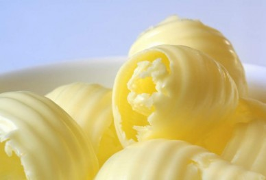 Butter vs margerine