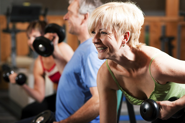 Older and inflamed? Try exercise