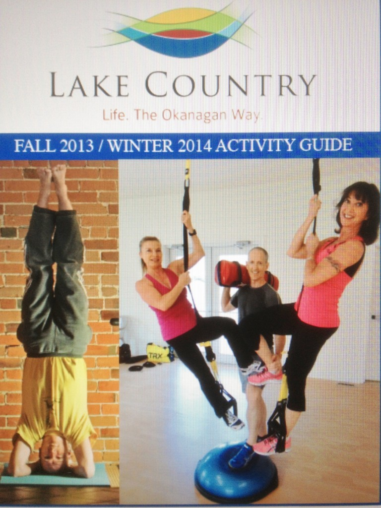 New fitness classes lake country